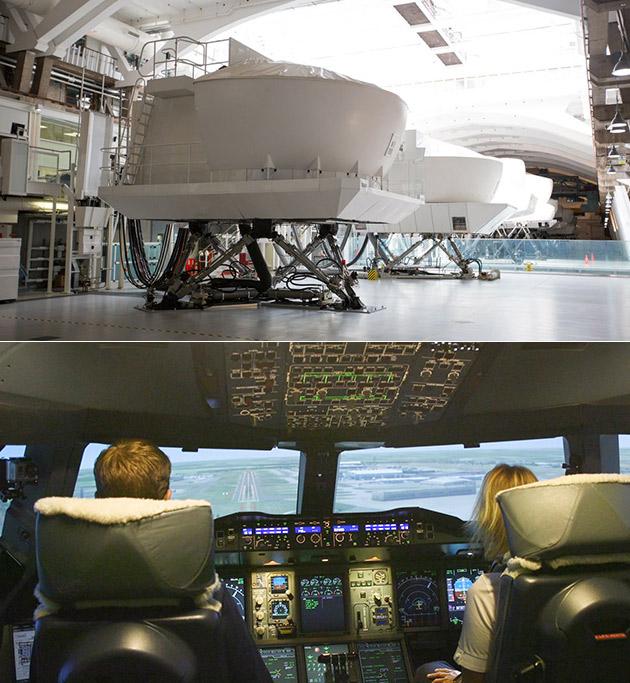 Real Pilot Flight Simulator