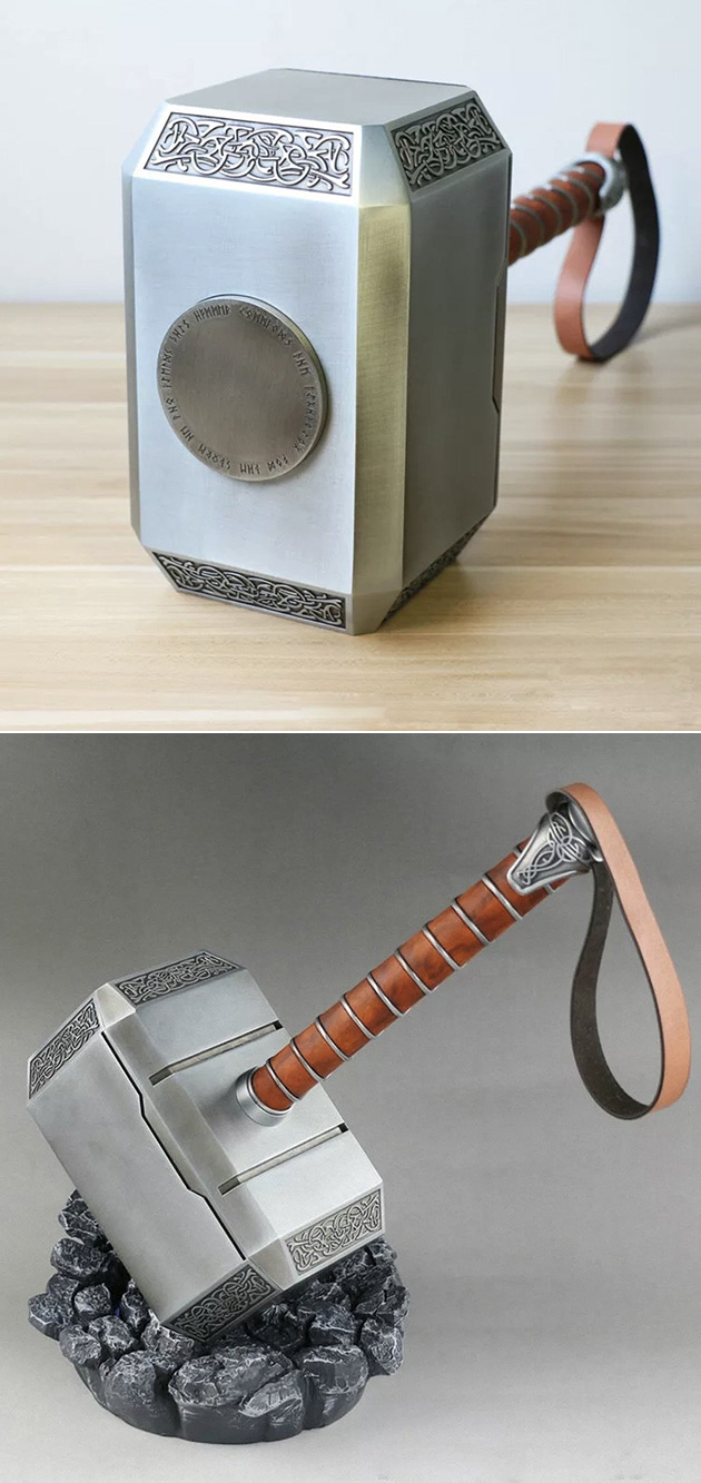 Real Thor's Hammer