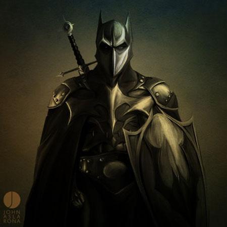 The Real Dark Knight Revealed - TechEBlog
