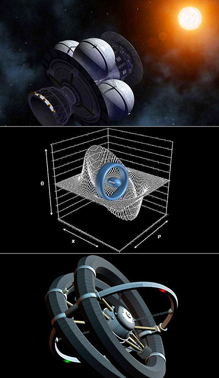 faster than light whites idea of wrap travel The alcubierre drive or alcubierre warp drive (or alcubierre metric, referring to metric tensor) is a speculative idea based on a solution of einstein's field equations in general relativity.
