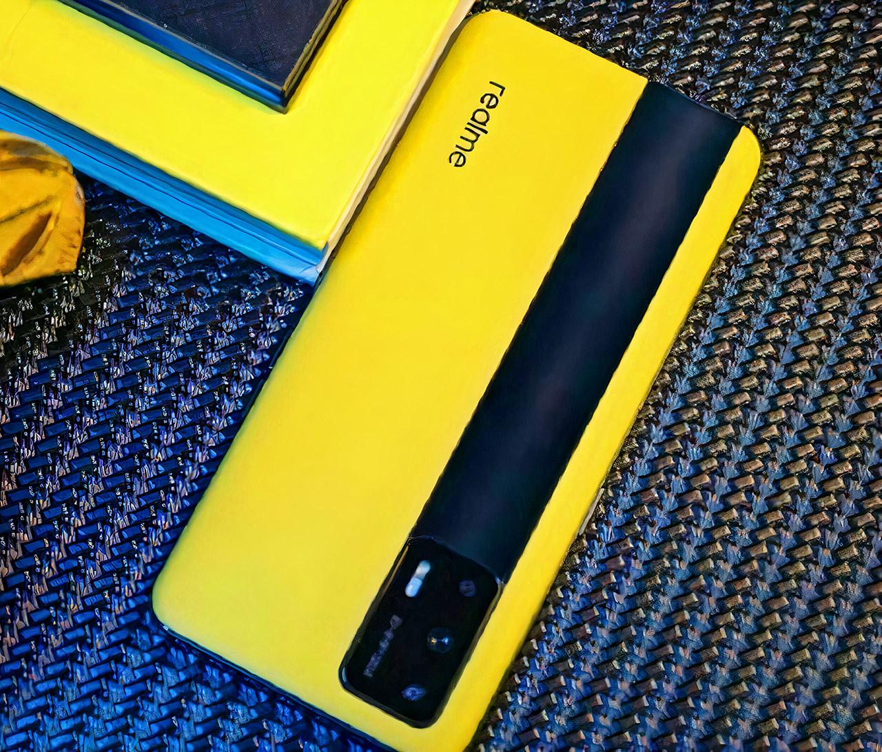 Realme GT Qualcomm Snapdragon 888 Smartphone