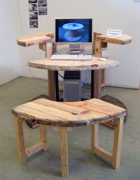 12 Cool Examples of Furniture Made from Recycled Things