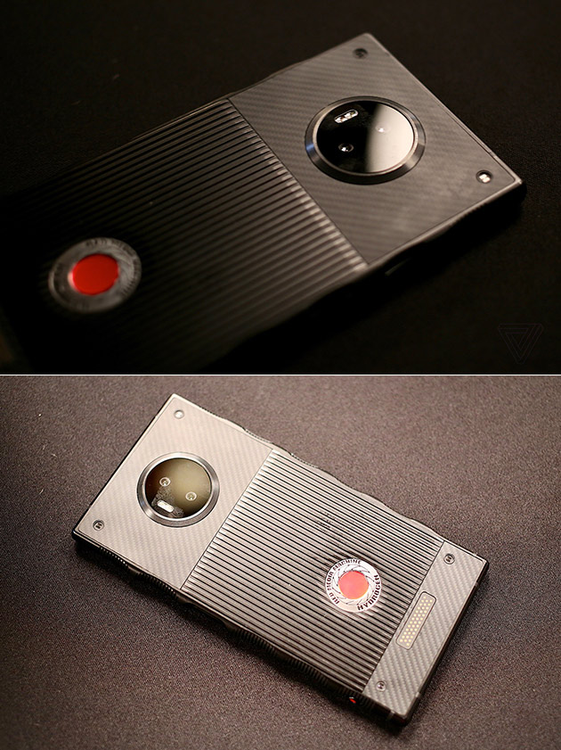 Hands-On with the $1,200 RED Hydrogen One Holographic-Ready Smartphone