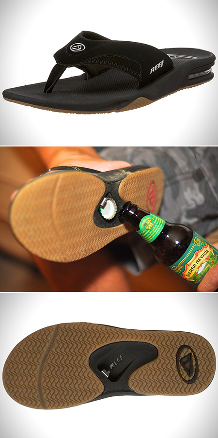 Reef Bottle Opener
