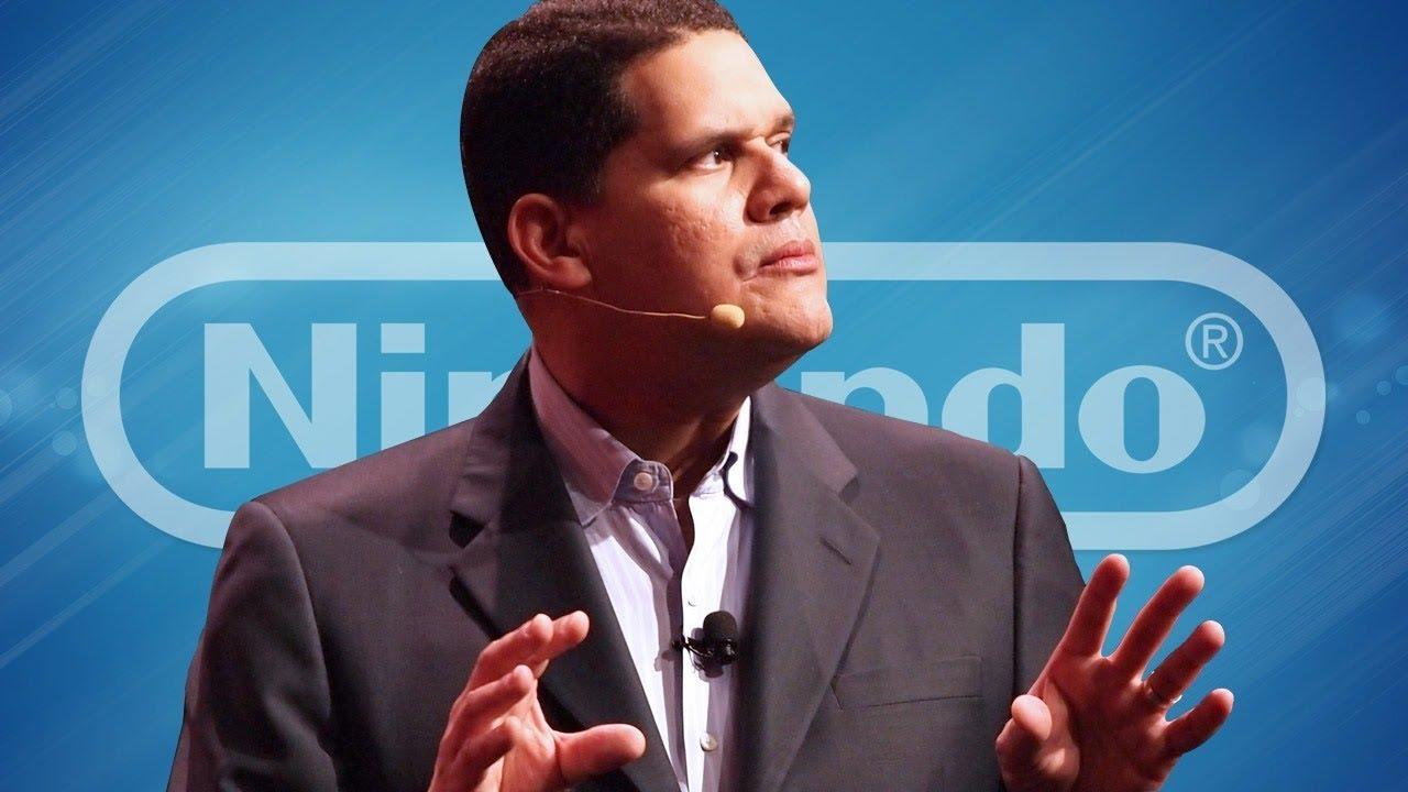 Reggie Fils-Aime Nintendo Retirement