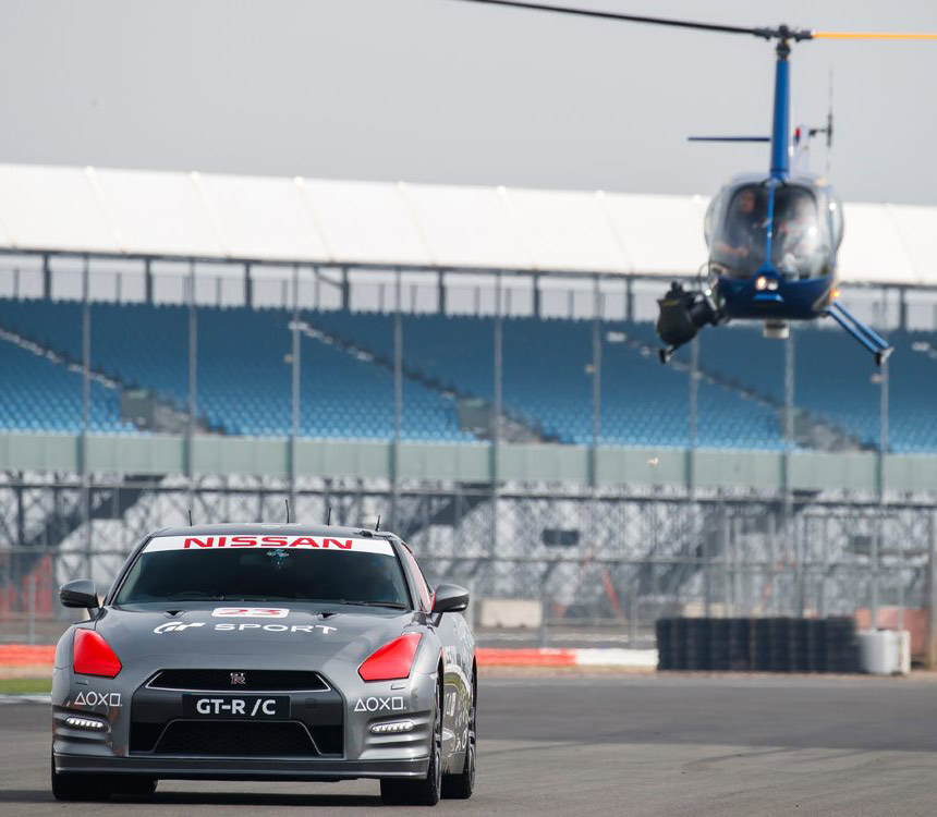 Remote-Controlled GTR
