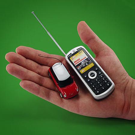 Remote Control Mini Cooper
