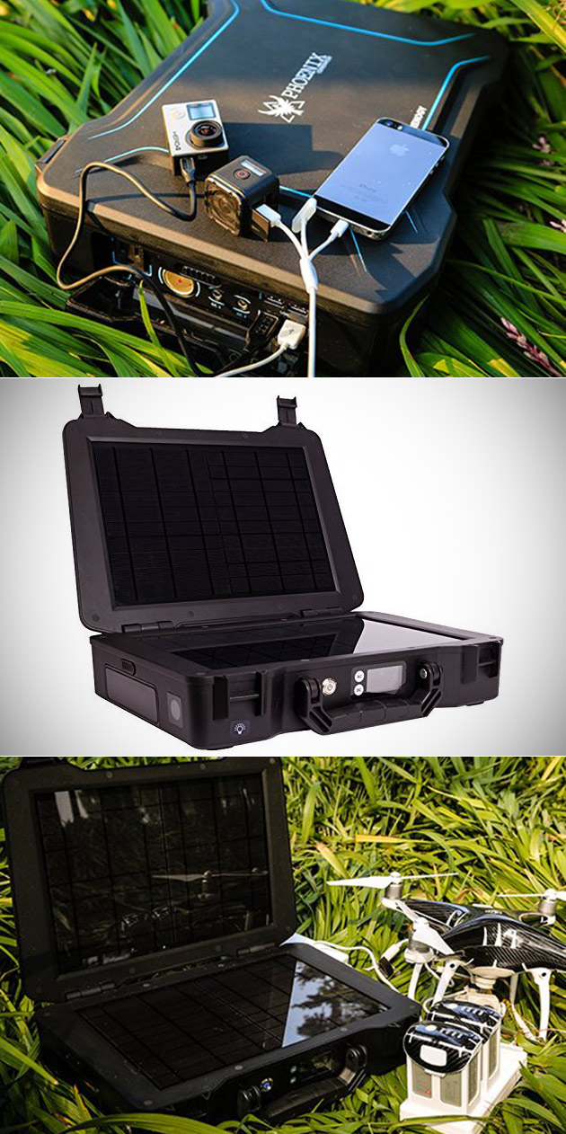 Renogy Phoenix Portable Generator Solar