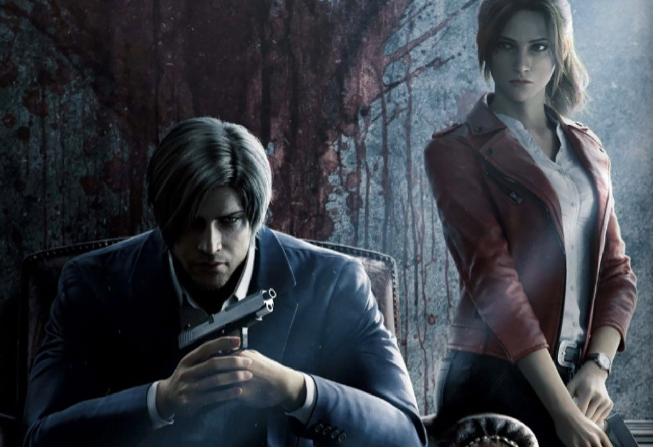 Resident Evil: Infinite Darkness Netflix