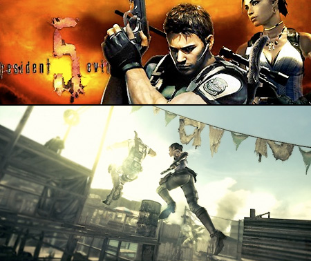 Resident Evil 5 Trailer Techeblog