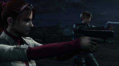 Resident Evil Degeneration Trailer