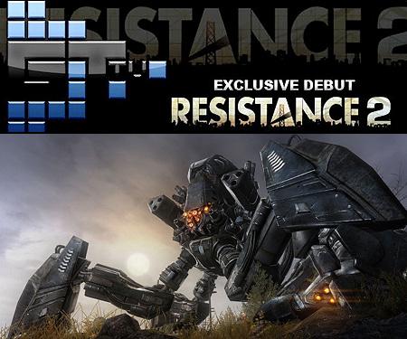 Разработчики объявили дату выхода Resistance 2