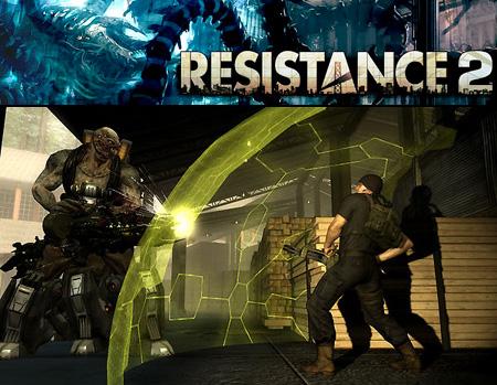 Resistance 2 Release