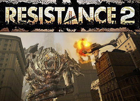 Resistance Fall of Man 2