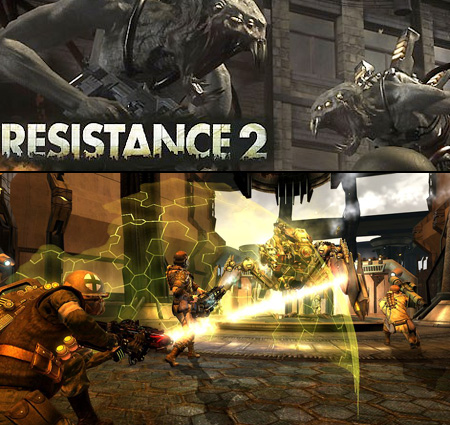 Resistance Two