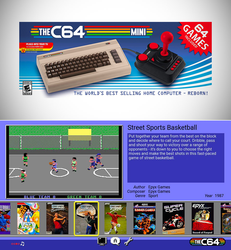 Don't Pay $79 99, Get Retro Games THEC64 Mini for $43 97 Shipped