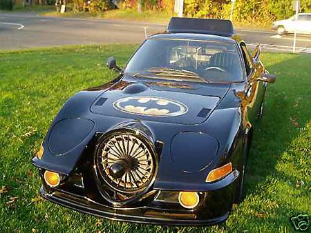 Ebay Watch Custom Batmobile From 1973 Sells For 9000