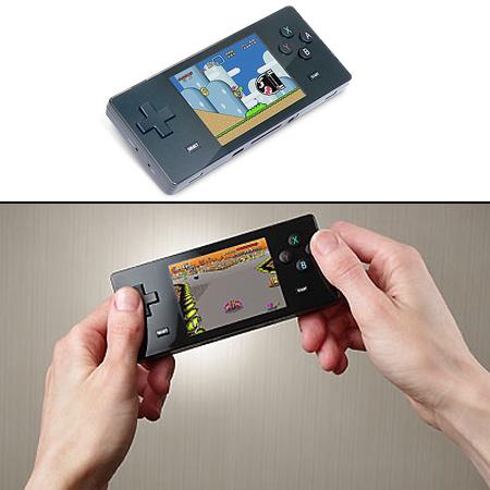 Pocket retro game emulator techeblog - Retro game emulator console ...