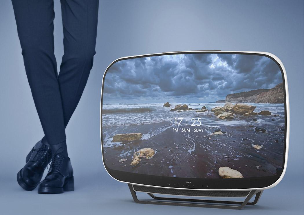 Retro Modern TV
