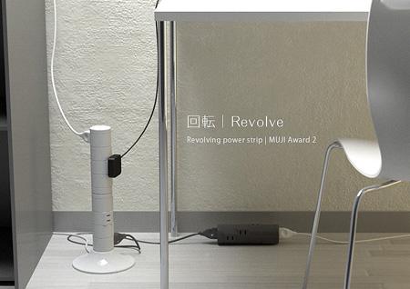 Revolving Power Strip