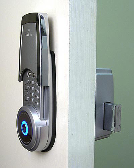 door lock security using rfid and Literature survey on door lock security systems door lock security monitoring system based on embedded latest rfid based door lock security system are based on.