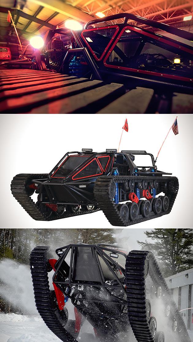 Ripsaw EV3 F1 Tank