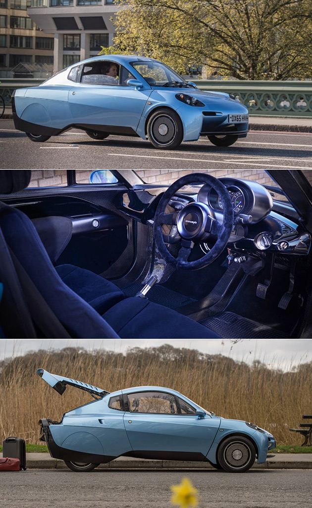 Riversimple Electric Car