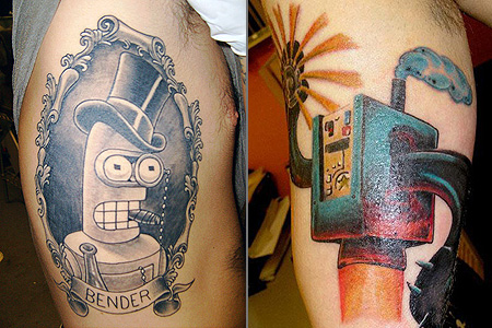 Coolest Tattoos Ever