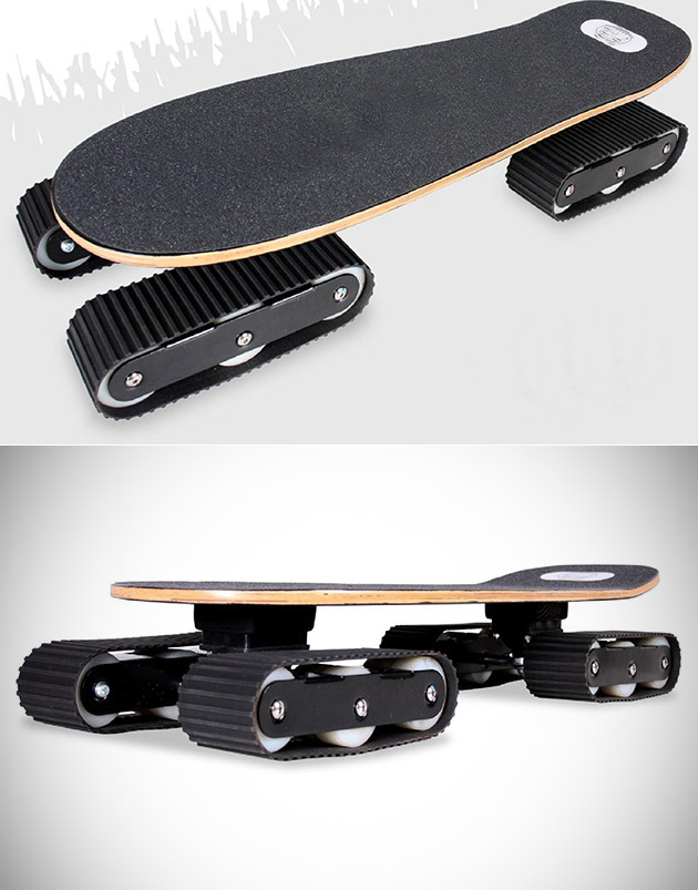 Rockboard Descender Skateboard