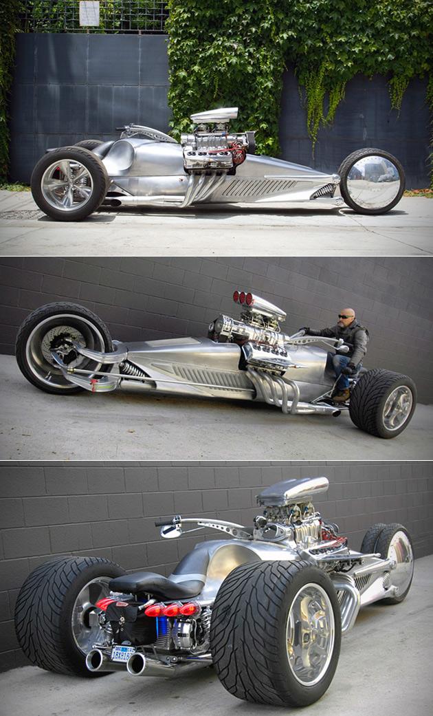Rocket II Trike