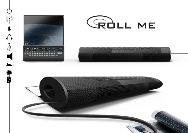 Roll Me Computer