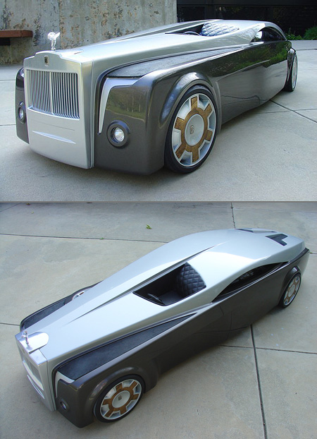 Rolls Royce Apparition Might Be Weirdest Model Ever Techeblog