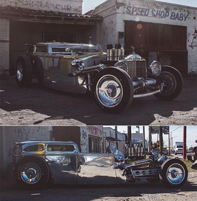 Rolls-Royce Ratrod