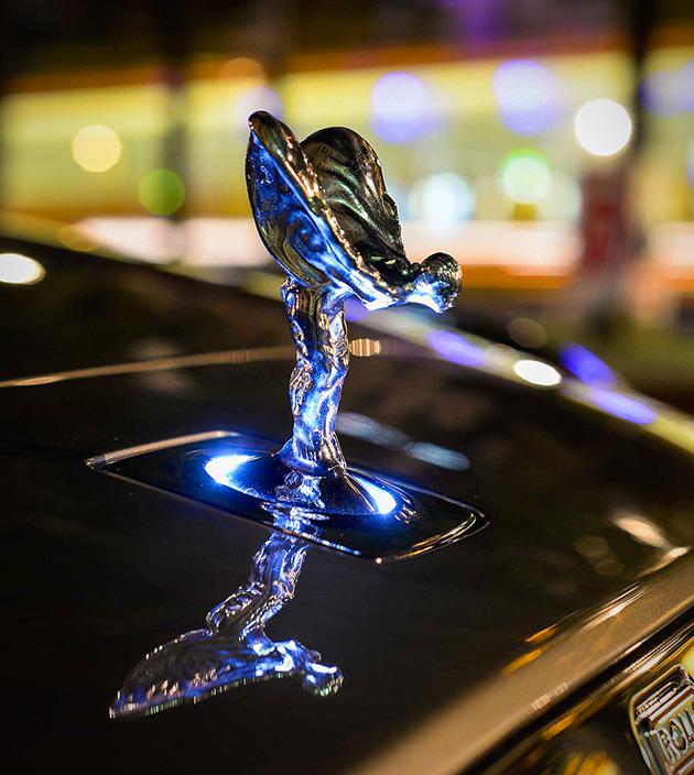 Rolls-Royce Spirit of Ecstasy