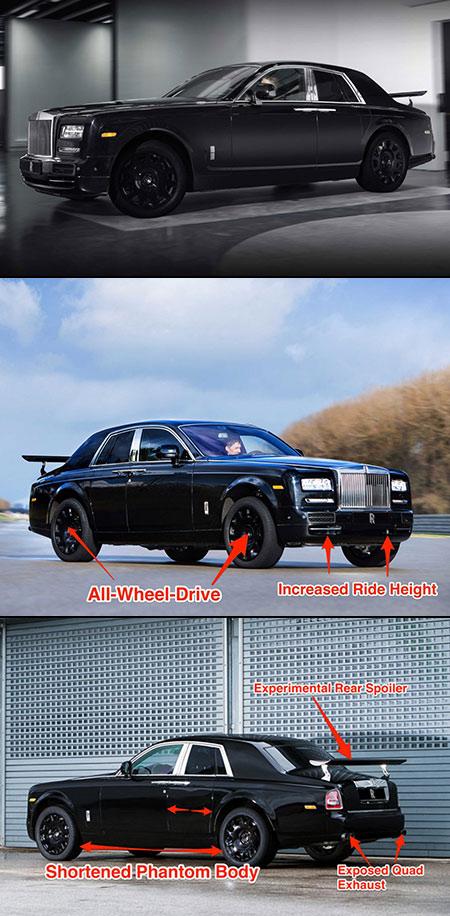 Rolls-Royce SUV Concept