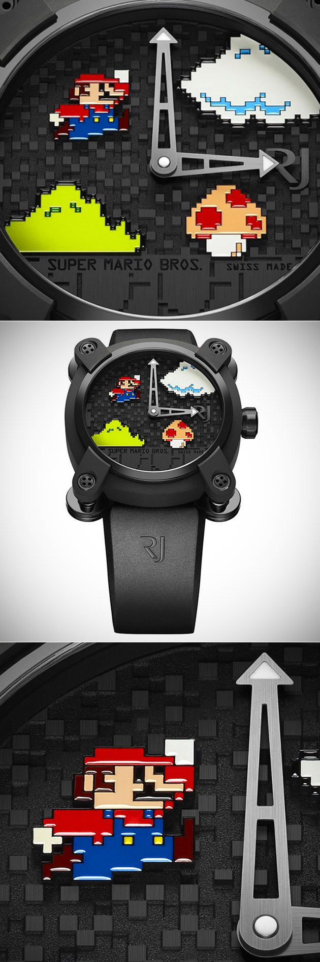 Romain Jerome Mario Watch