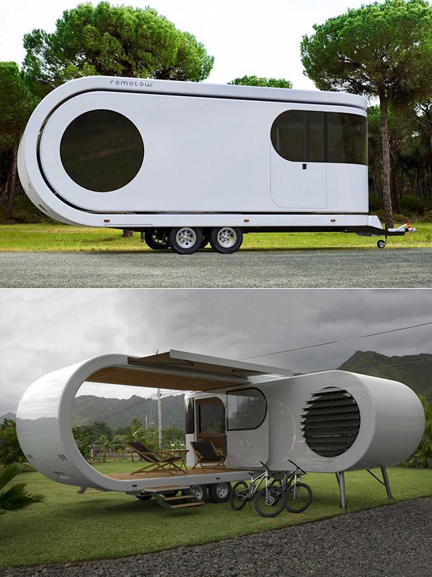 Romotow Caravan Camper