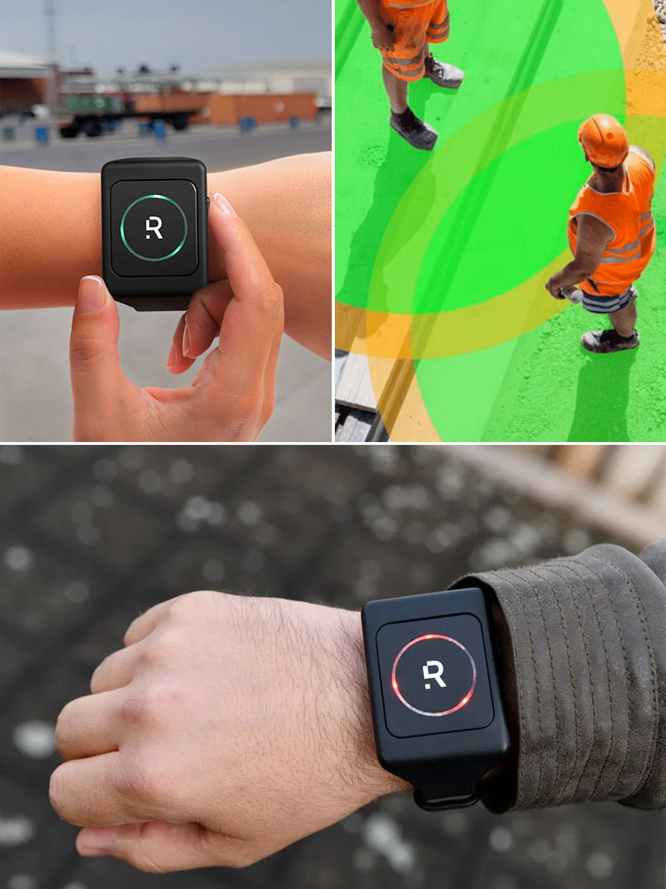Romware Covid Radius Wristband Social Distancing