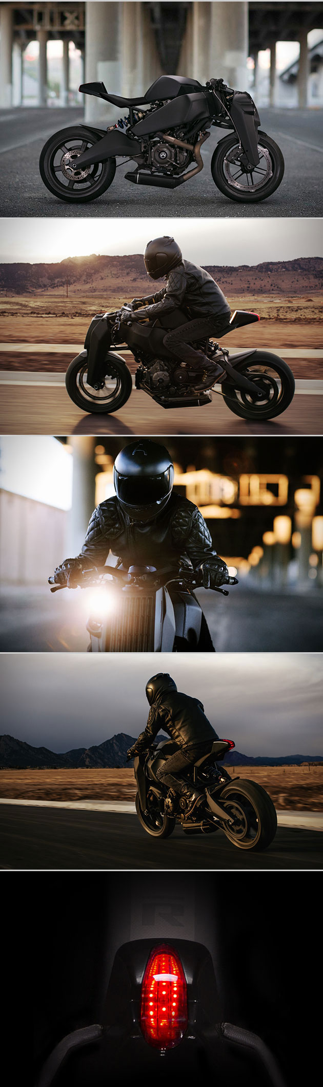 Ronin 47 Motorcycle