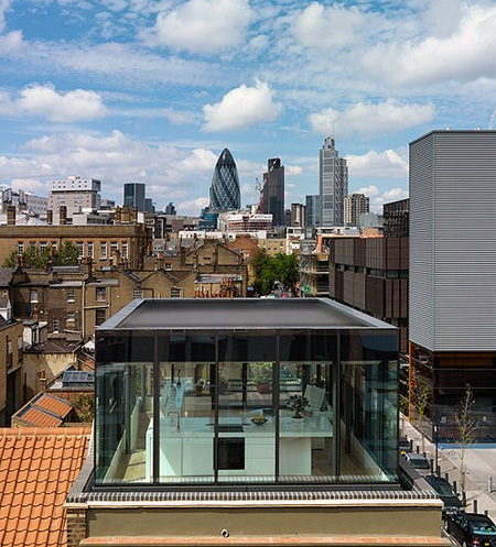 Ultimate Rooftop Office Offers a 360-Degree View - TechEBlog