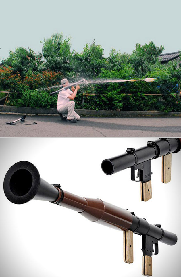 RPG-7 Bottle Rocket Launcher
