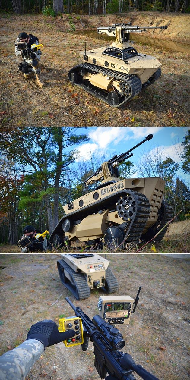 RS-1 Gremlin Tank
