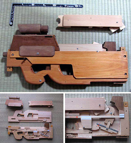 Homemade Rubber Band Guns - AduJudi