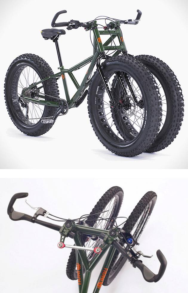 Rungu Trike