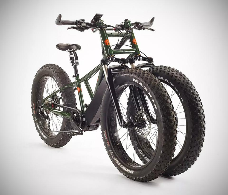 Rungu Electric Juggernaut Fat Bike
