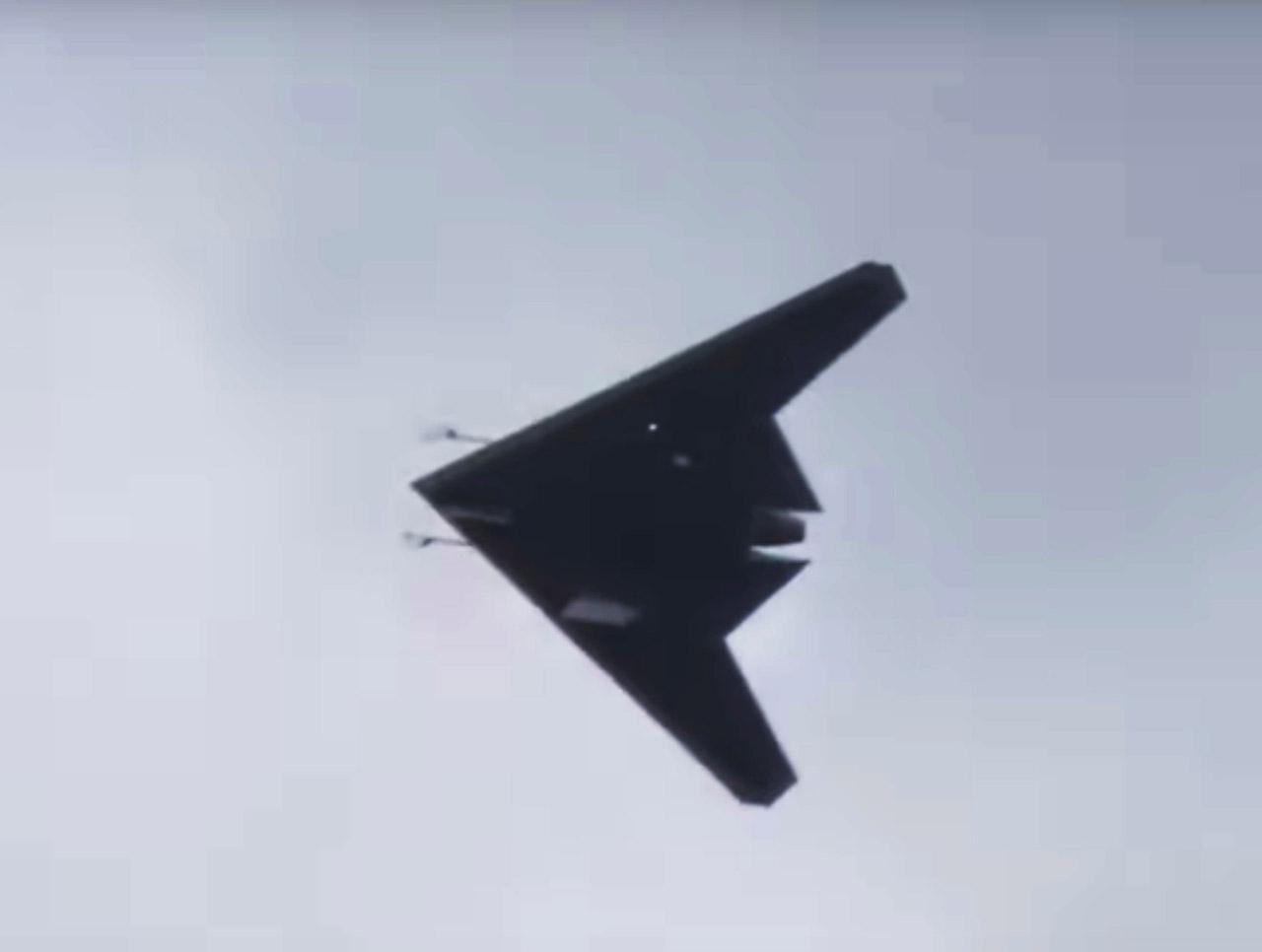 Russia Hunter Combat Drone