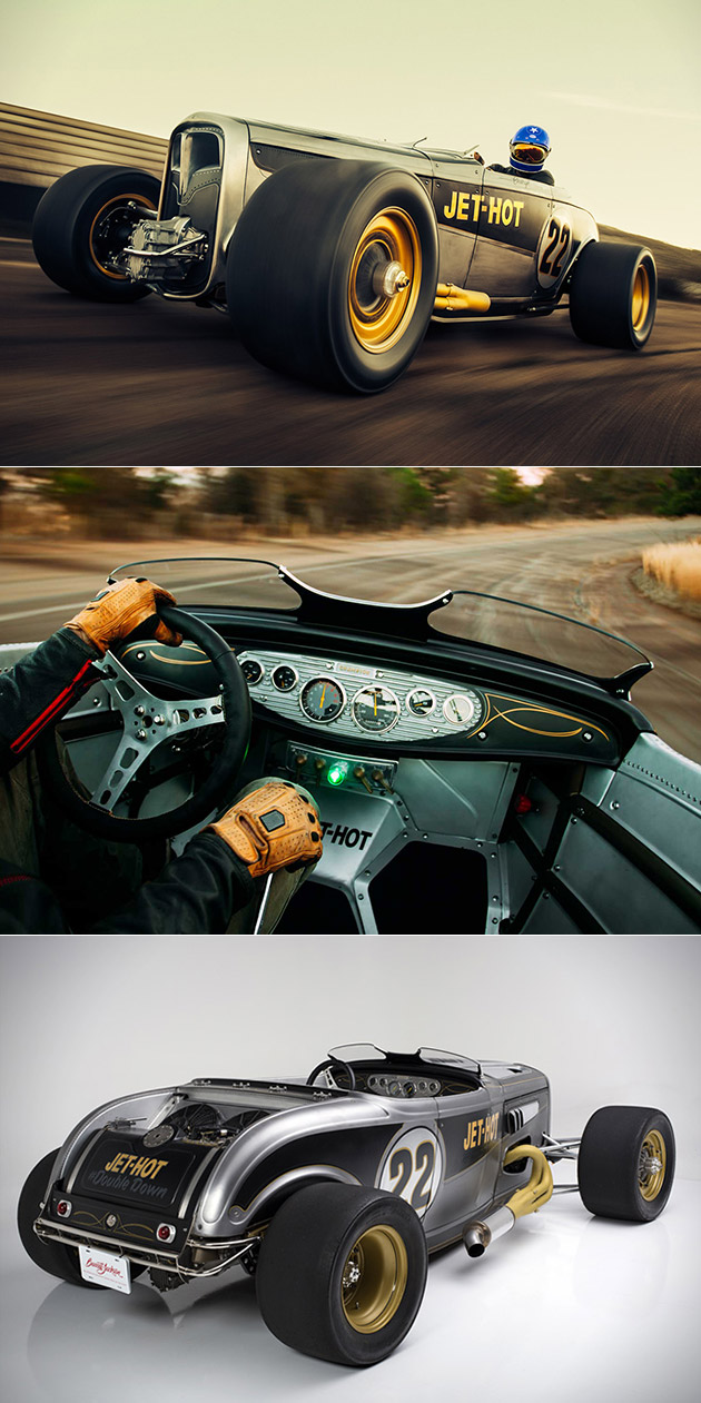 RX Speed Ford Roadtster