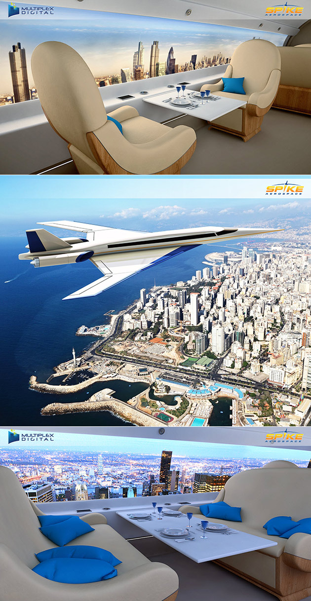 S512 Supersonic Jet
