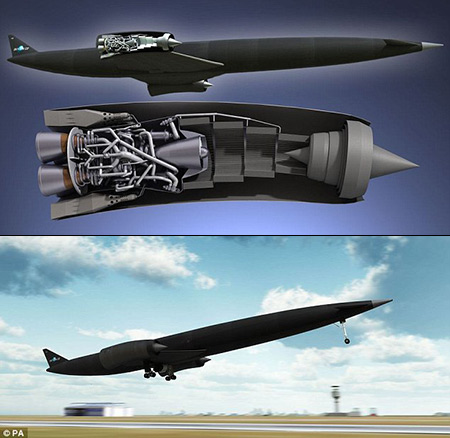 Sabre rocket