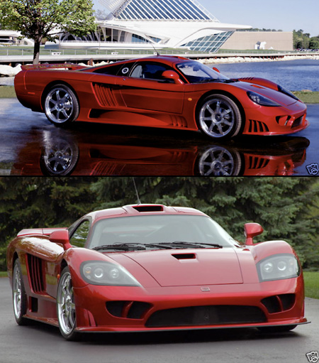 EBay Watch: First Production Saleen S7